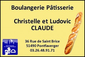 Boulangerie Christelle et Ludovic claude