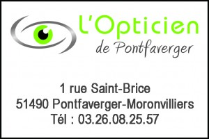 L'opticien de pontfaverger